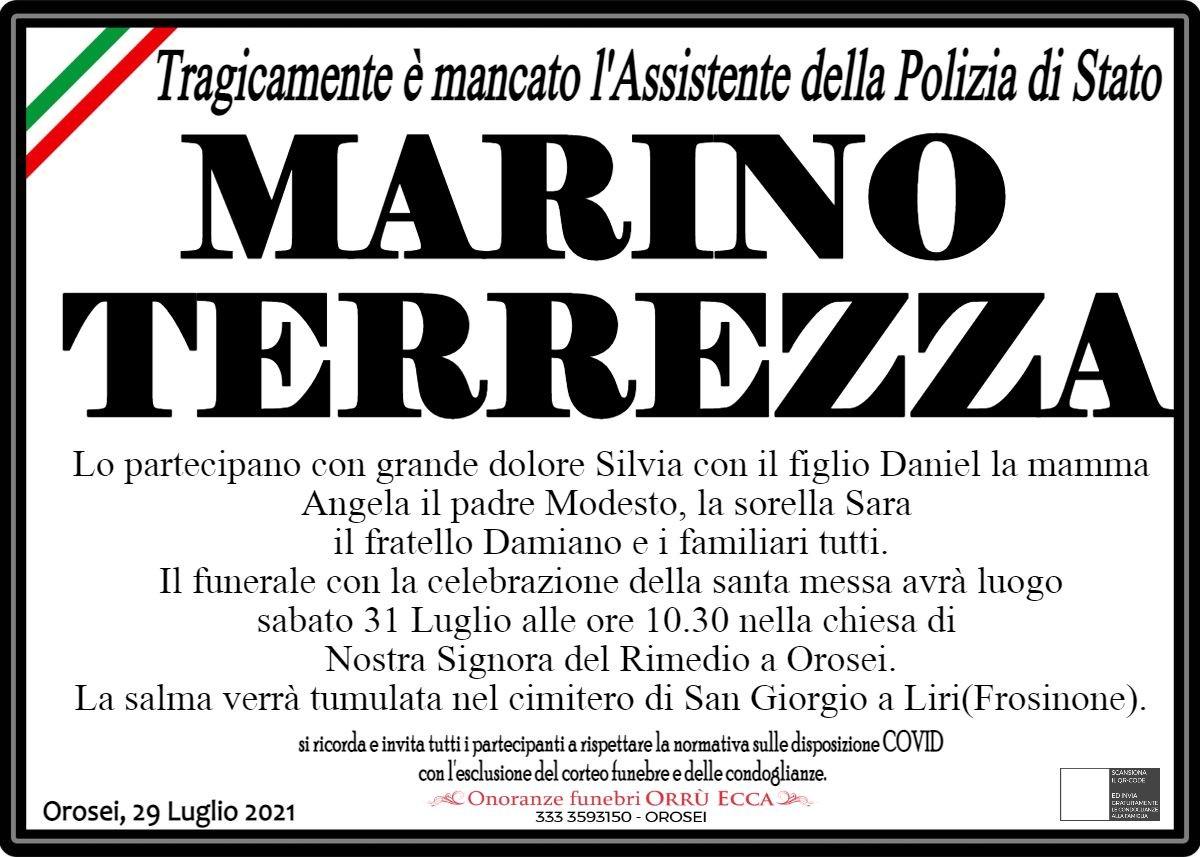 MANIFESTO Marino Terrezza
